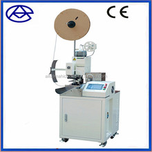 Types of crim[ing tools, electrical copper wiring machinery, automatic cutting stripping and crimping machine AM201