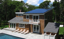 5KW wind solar hybrid inverters sun cell panel