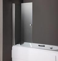 popular cheap glass shower screen for bath tub from Hangzhou