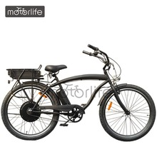 MOTORLIFE Direct factory supply 48V 1000W electric chopper bike