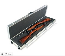 Rifle Gun Cases with Sponge and Safe Locks KLISY950-190-240