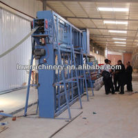 HG 32 Carbon steel high frequency Iron Pipes production line