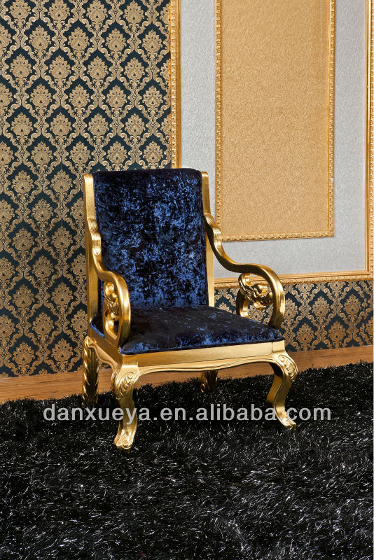 King throne chair for sale , hotel chair manufacture