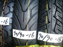 90/90-18 MOTORCYCLE TUBELESS TYRE 6PR/8PR