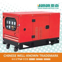 Yanan water-cooled diesel generator set for ISUZU