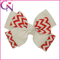 High Quality Handmade Knot Butterfly Fashion Hair Bow With Clip For Girls CNHBW-13081934-4W2
