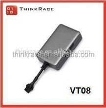 Thinkrace Global Multi Geo-fence Alarm battery powered gps tracking chip VT08For Motorcycle with Acceleration Sensor