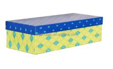New fashion popular cardboard luxury packaging