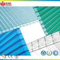 hollow & corrugated roofing & greenhouse plastic material pc polycarbonate sheet solid polyicarbonate panels