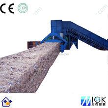 Hydraulic Waste Paper Baler with Hydraulic Compactor Machine ,cardboard baler machine ,plastic bottles baler