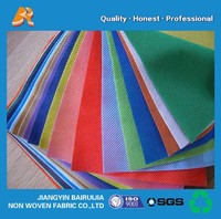 color spunbond polypropylene nonwoven fabric