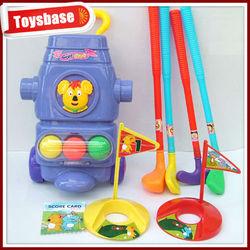 kids plastic golf cart toy