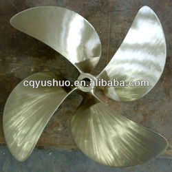 Marine Fixed Pitch Bronze Propeller (FPP)/ Ship Propeller for Sale