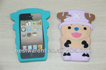 Lovely Tony.Tony.Chopper/Cell Phone Silicone Case for iphone