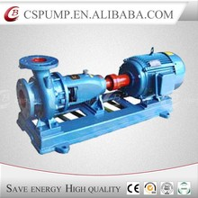 High efficiency single stage volute case centrifugal pumps