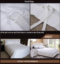 Hotel Supplies Hotel Life Sheet Sets/Hot Sale Bed Sheet Set/China Suppliers Hotel Bedding Sets