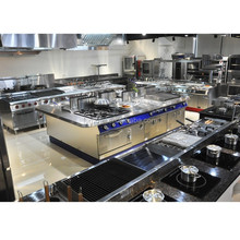 Professional Grill Equipment For Restaurant(CE)