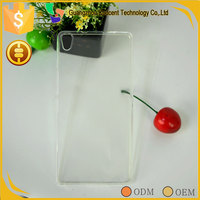 cell phone accessory 0.3mm clear transparent tpu back cover case for infinix zero 2 x509