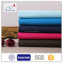 100%cotton Combed Suiting Shirting Poplin Fabric for men and women