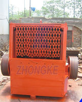 High efficiency and capacity rock hammer crusher