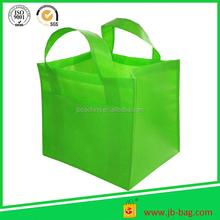 Colorful Custom Eco Non Woven Shopping Tote Bag