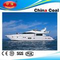 China Motor yate, fibra de vidrio yate de lujo made in China