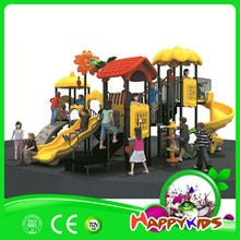 Pretty kids mini playground, kids plastic play house for home