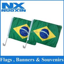 manufacture fabric bright car flag post