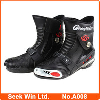 Safety boots motorcycle equipment motocross botas motorcycle men
