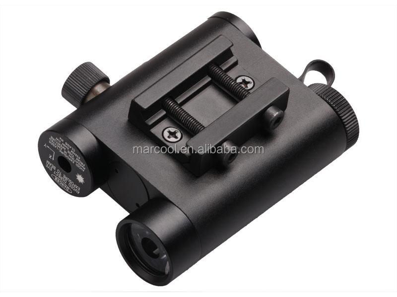 HY3212 Flashlight LF-3RLED Flashlight and Red Laser Integration with Weaver Mount  Remote Switch (2)