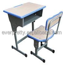 Desk For Single Seat for European Market, Single Student Desk