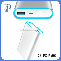 2014 latest design travel necessity 8000mah cell phone charger