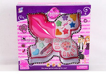 Children Cosmetic set,beauty play set,Child make up set toys