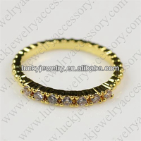 Semi Precious Stone Jewelry Valentine Rings 22ct Gold Men And Women Rings