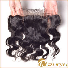 Human hair wig, deep wave frontal lace weave