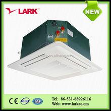 4-way cassetta acqua refrigerata ventilconvettore condizionatore d'aria centrale
