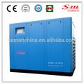 Compresor de aire de doble tornillo con refrigeración de agua de accionamiento directo de 75kw