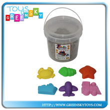 Non - Toxic 1kg Magic Modeling Play Sand
