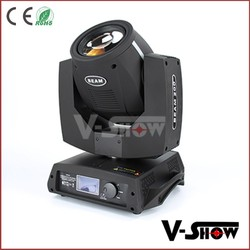 Professional sky 7r beam moving head /big led light moving head high power led moving head beam light for stage