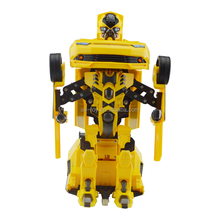 new products 2016 distortion robot 2.4GHz romote control RC car toy for kids