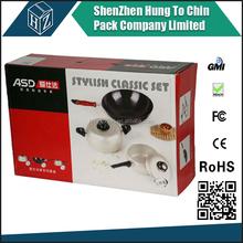 China Packaging cardbaoard paper box maker