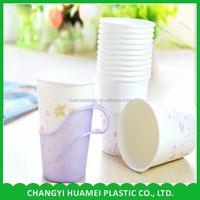 Best price simple design plastic paper cup holder