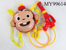 Backpack water gun toys for kids high pressure water gun powful backpack water gun for children
