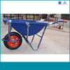 free sample factory price small wheel barrow wheels wb2204