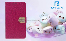 Rhinestone crystal cell phone protetive cases