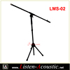 LMS-02 High Quality Metal Folding Microphone Stand
