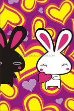 Hot selling cartoon canvas digital print painting by number