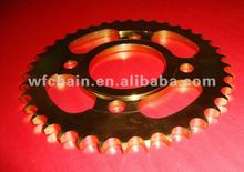 High Quality cg125 45# and A3 Motorcycle Sprocket
