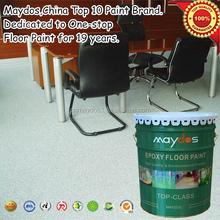 Solvent Based Color Sand Epoxy Floor Coating JD-600