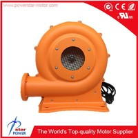 750W fan blower snail for Inflatable Decoration, Big Castles
